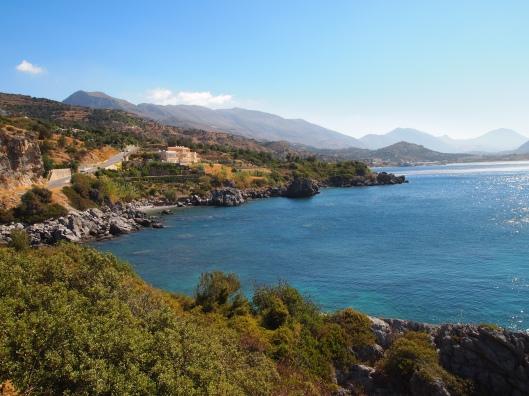 Plakias, Crete