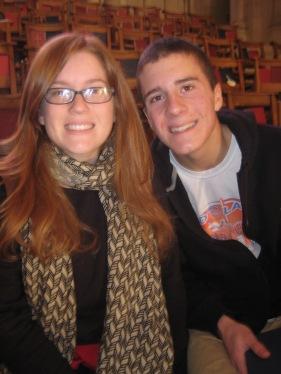 Sarah and Adam