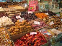 Sweets in Istanbul, Turkey