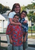 Sarah, Adam and Alex