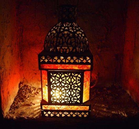 Lantern at Kargeen, Muscat, Oman