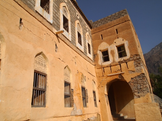 Traditional house in Al Alya