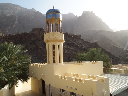 the mosque in Al Alya