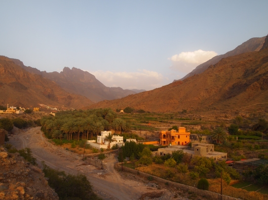 Wadi Bani Kharous