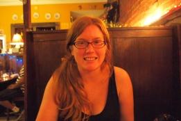 Sarah in Richmond 2011