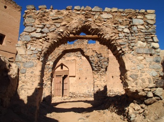 entrance after entrance in Ibra, Oman