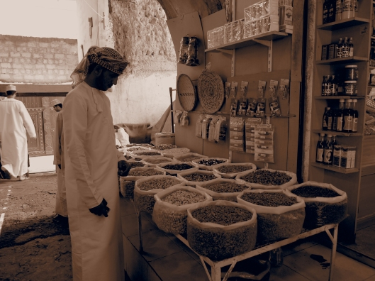 in the nut souq