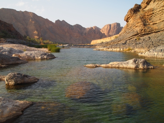 ripples in Wadi Arbiyyin