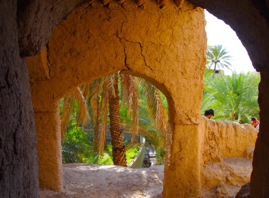 arches and gardens