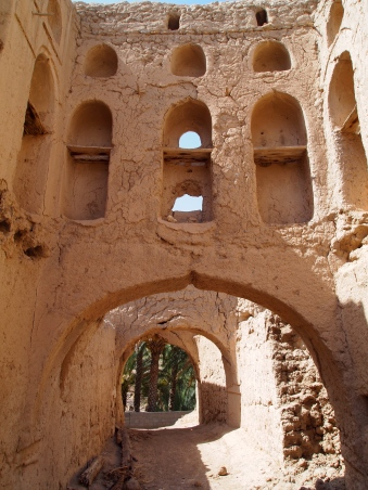 ruins and arches