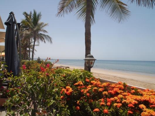 view of Qurum Beach