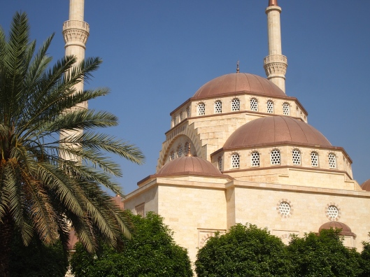 Sultan Said bin Taimur Mosque