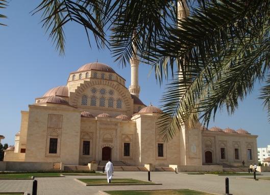 Sultan Said bin Taimur Mosque