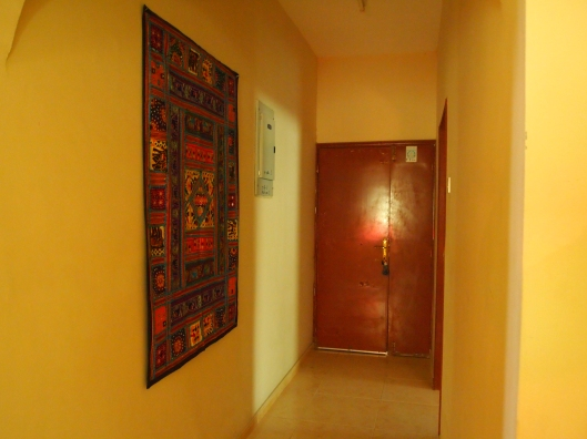my entryway... Welcome!