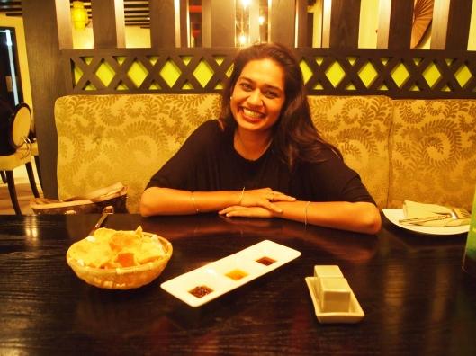my dear friend Tahira