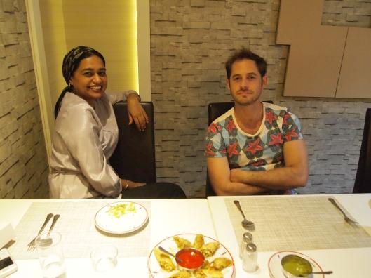 Tahira & Francois